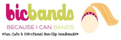 BIC Bands Non-Slip Headbands